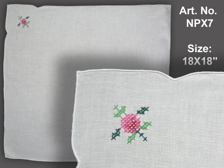 Bumblebee Linens - Wedding Handkerchiefs, Linen Napkins & Towels